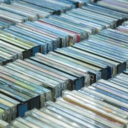 CD's - DVD's - Vinyl